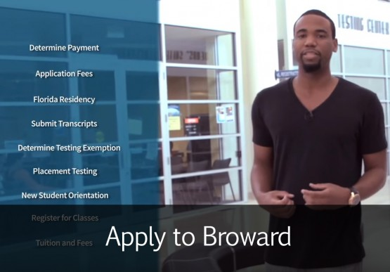 Apply to Broward College