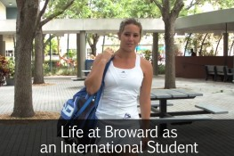 Life at Broward College as an International Student